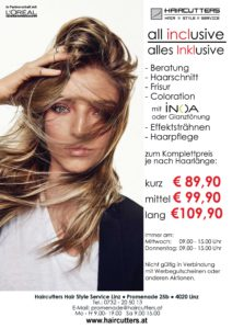 All Inclusive Angebot